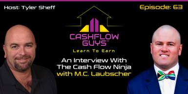 063 An Interview With The Cash Flow Ninja