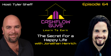 064 The Secret For a Happy Life with Jonathan Henrich