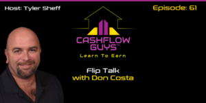 The Cash Flow Guys Podcast Episode 61