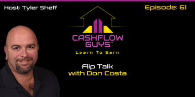061: Flip Talk with Don Costa