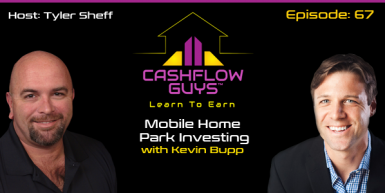 067 Mobile Home Park Investing With Kevin Bupp