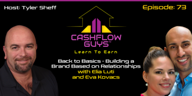 073 Back to Basics – Building a Brand Based on Relationships – With Elia Luti and Eva Kovacs