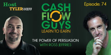 074 The Power of Persuasion with Ross Jeffries.