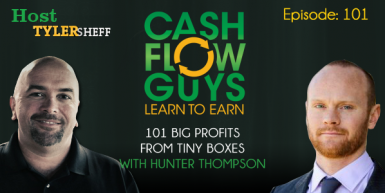 101 Big Profits from Tiny Boxes with Hunter Thompson