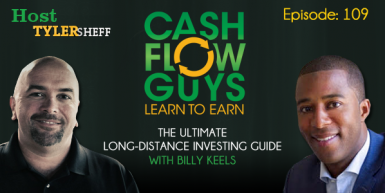 109 The Ultimate Long-Distance Investing Guide with Billy Keels