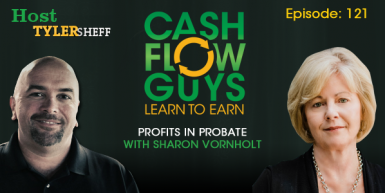 121 Profits in Probate with Sharon Vornholt