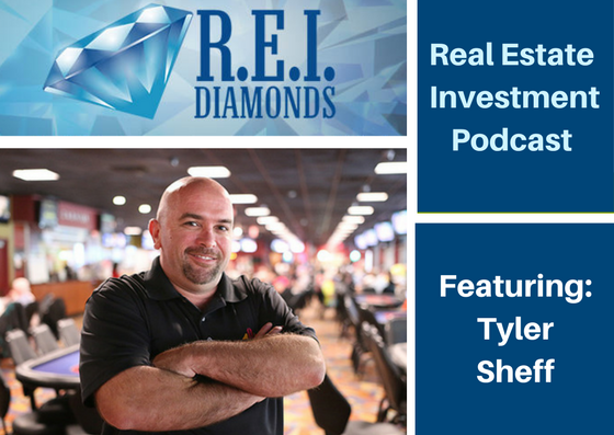 REI Diamonds Real Estate Investment Podcast: Buying Multi-Family Apartment Buildings