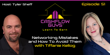 051 Networking Mistakes and How to Avoid Them With Tiffanie Kellog