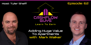 062: Adding Huge Value To Apartments with Mark Walker