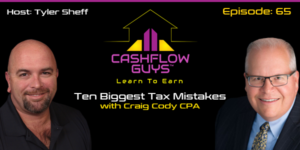 The Cash Flow Guys Podcast episode 65