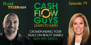 Crowdfunding Your Deals on Realty Shares with Amy Kirsch