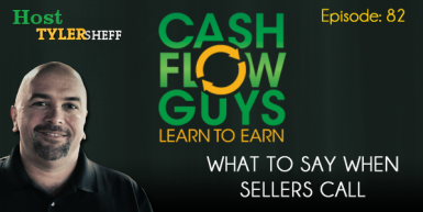 082 Back To Basics – What to Say When Sellers Call