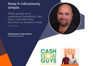 Entrepreneur's Sales School