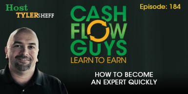 184 – How To Become An Expert Quickly