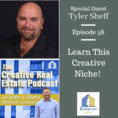 Creative Real Estate Podcast – Learn This Creative Niche!