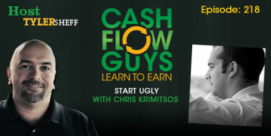 218 – Start Ugly with Chris Krimitsos