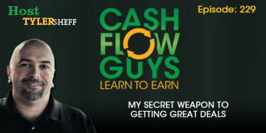 229 – My Secret Weapon To Getting Great Deals