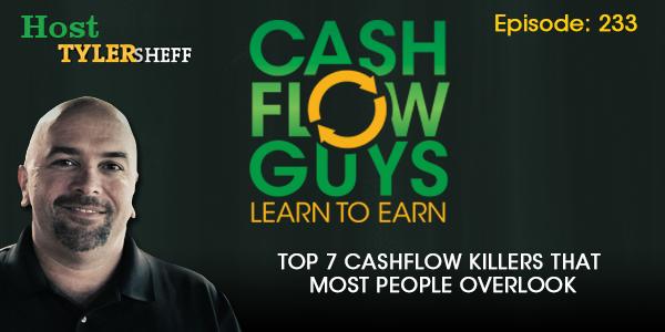Top 7 Cashflow Killers That Most People Overlook