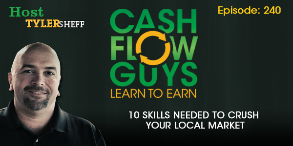 10 Skills Needed To Crush Your Local Market